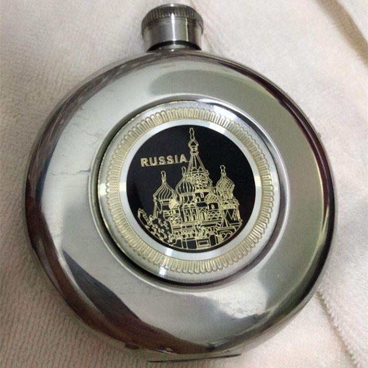 圣诞节礼物太让我意外了,女朋友送我这款随身携带小酒壶