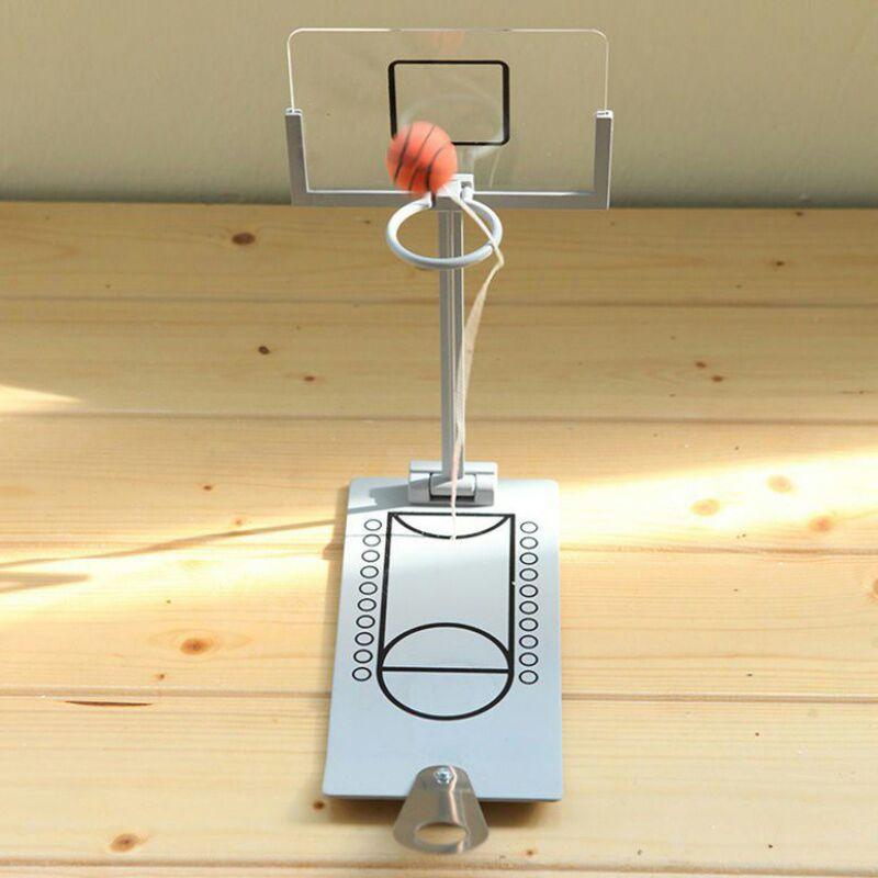 创意迷你桌面篮球机,属于桌上的篮球竞技