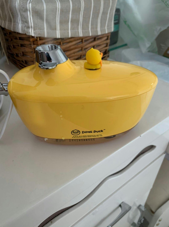 网红小黄鸭加湿器,高颜值又可爱