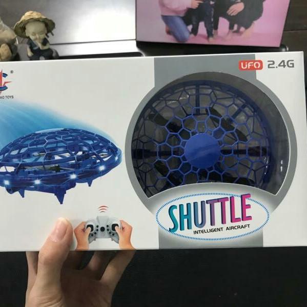 圣诞节送给男朋友这款会飞的UFO,满满的黑科技GET