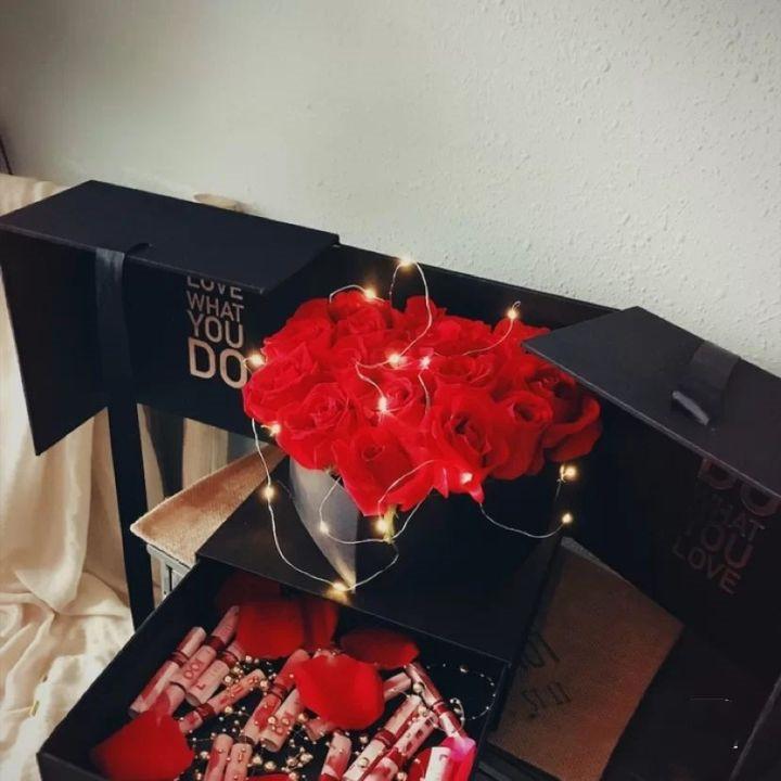 仪式感十足的新婚礼物丨礼金红包💕