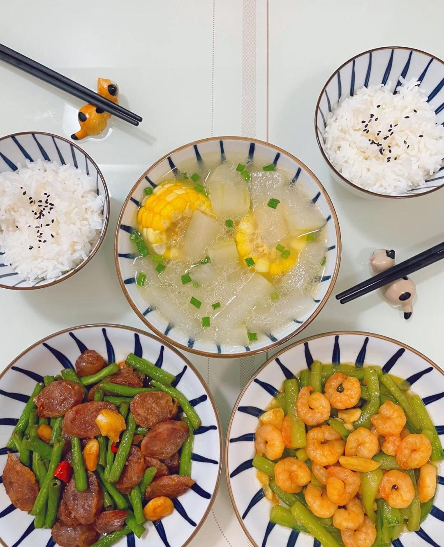 🍴简简单单的仪式感丨二人食晚餐分享🤗
