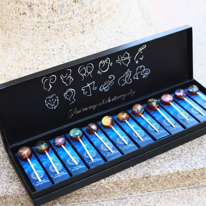 网红棒棒糖礼盒装,520送老婆的浪漫好物get