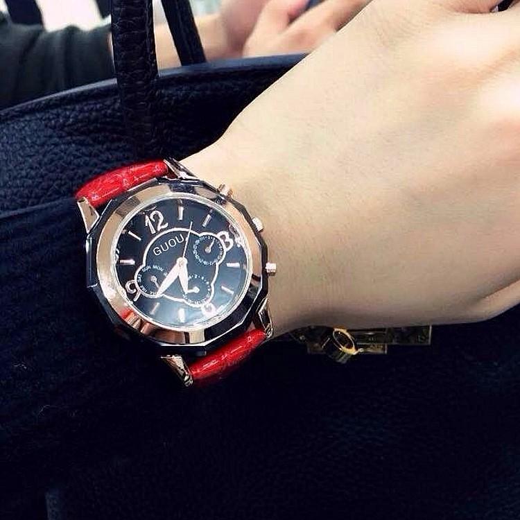 时尚潮流的石英情侣手表,520男票送我的情侣款礼物😍