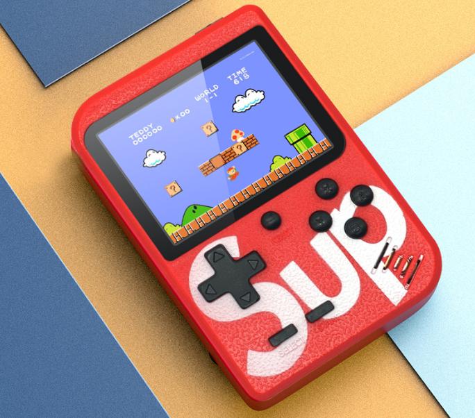 90后永恒的记忆迷你游戏机,旧貌新颜回忆童年