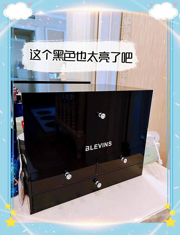 提升桌面幸福感好物丨双11男友送我巨能装的化妆收纳盒😆